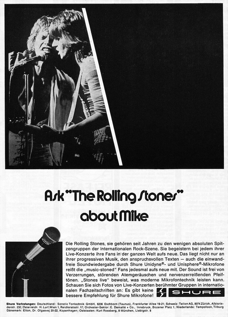 The Rolling Stones 6/72